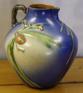 """10"""" Roseville Vase"""