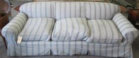 40s Sofa/new Ralph Lauren Slipcover