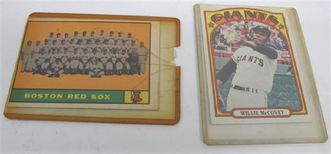 2 Baseball Cards