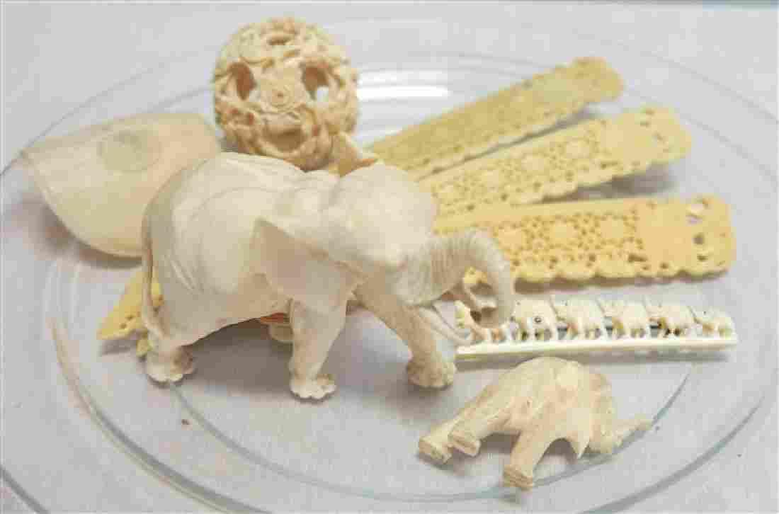 6 Pc Bone Lot