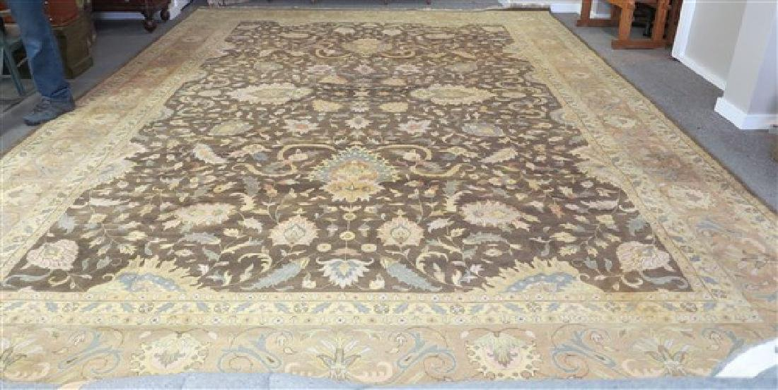 "Large Room Size Rug 11'10"" x 18'6"""