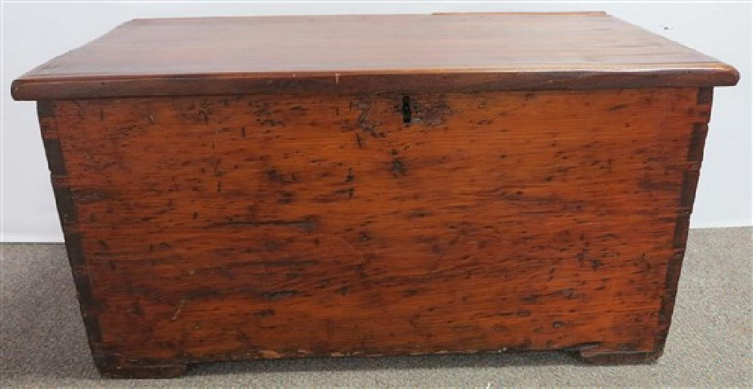 Dovetailed Sea Chest