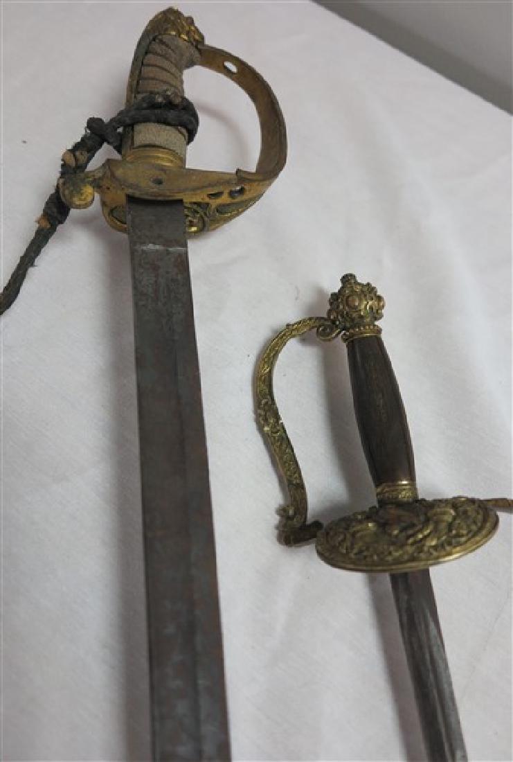 2 Swords - 4