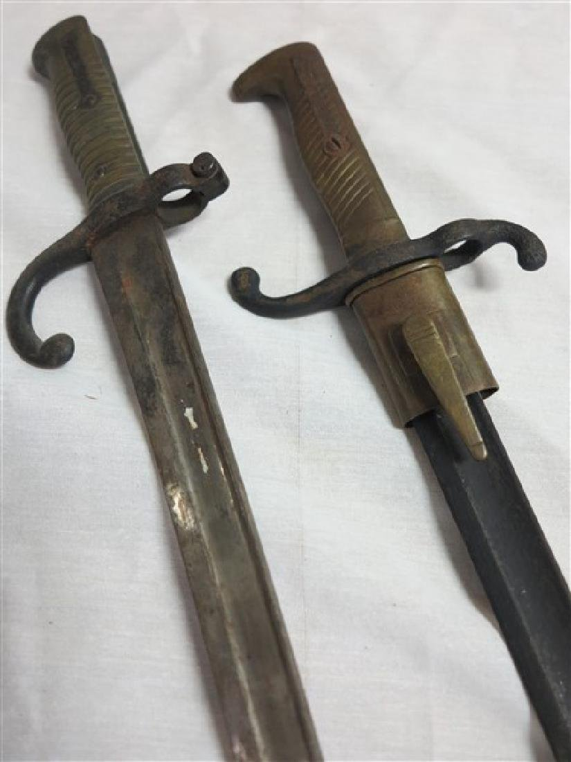 3 Short Swords / Bayonets - 2