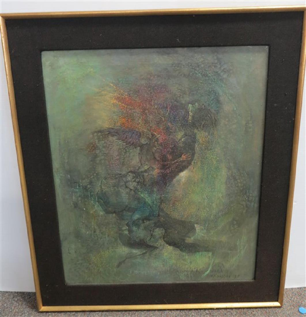 Painting sgnd Nalkandian 1958