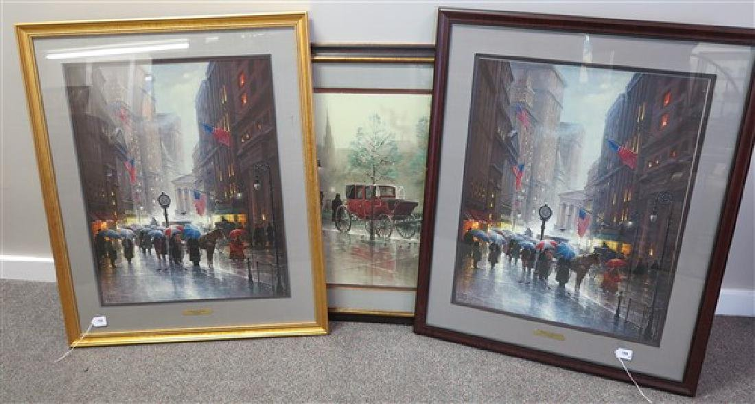 3 Prints, G Hervey