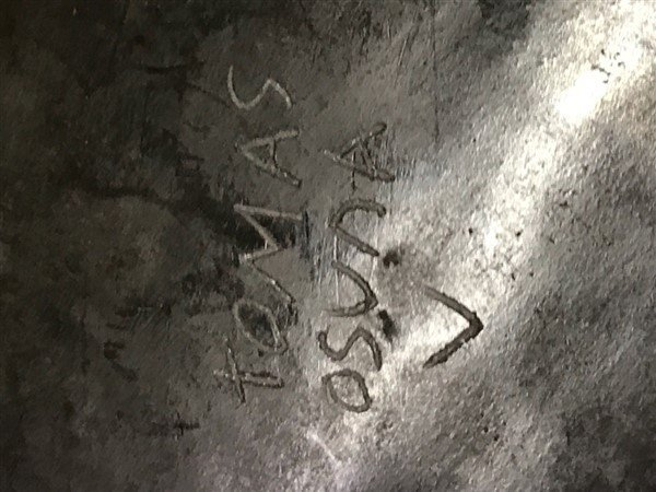 """10"""" Southwest Pot- signed Tomas Osuna - 2"""