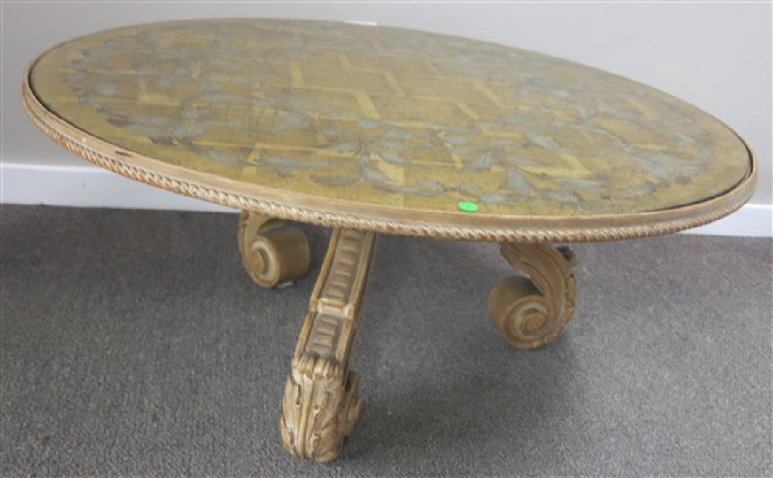 Decorator Coffee table