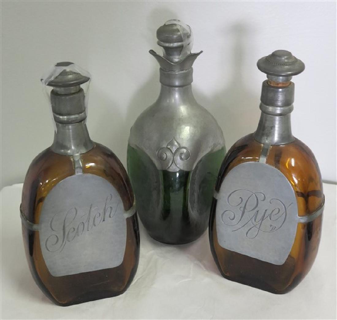 3 Pinch Bottles