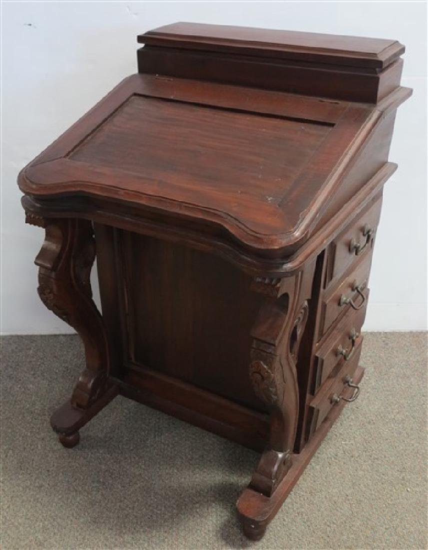 Contemporary Davenport Desk