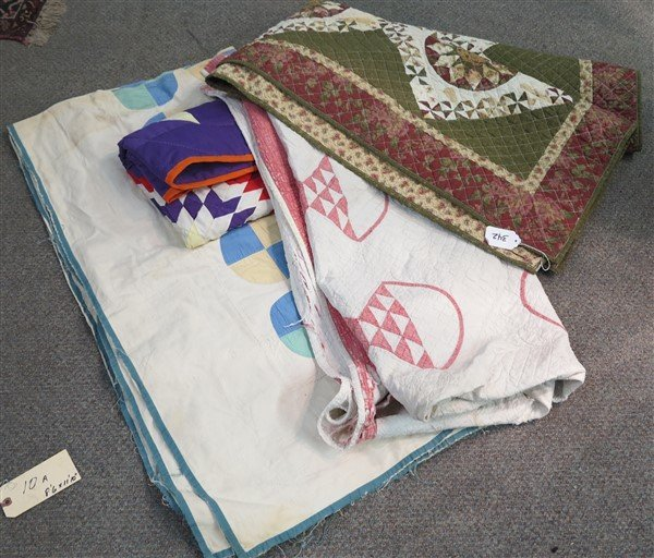 4 Quilts