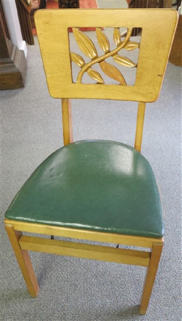 4 Maple Bridge Chairs