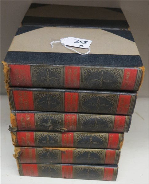 12 Dickens Volumes