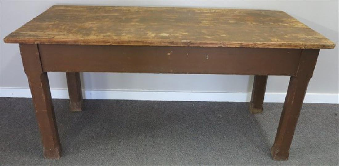 "Country Irish Table-30"" x 64""x 31.5""h"