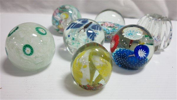 7 Paperweights