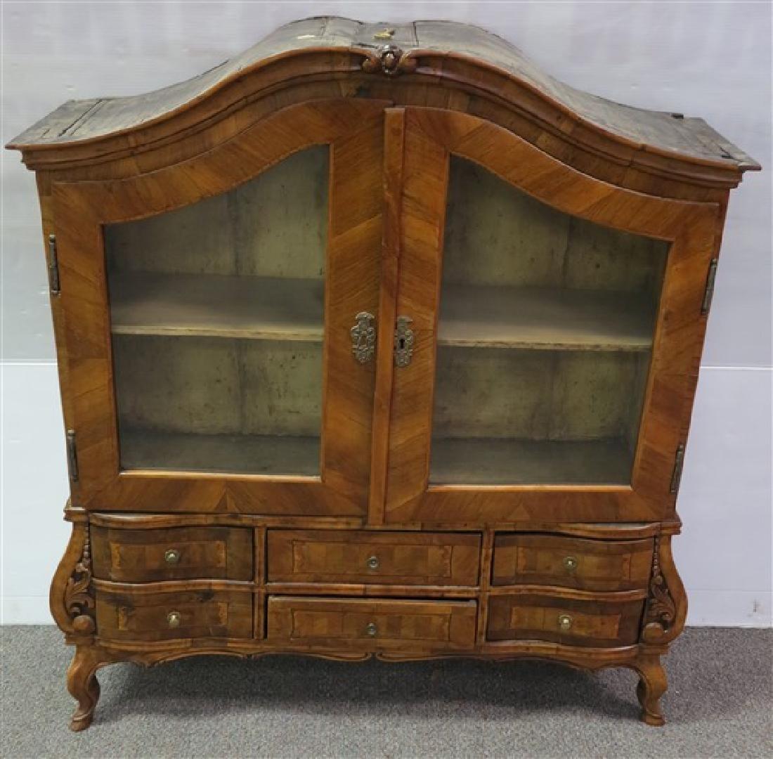 18th Century 2 Door Cabinet