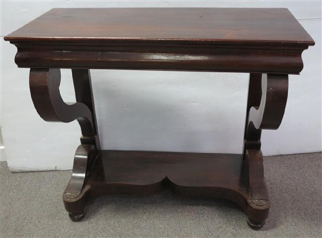19th Cent Pier Table