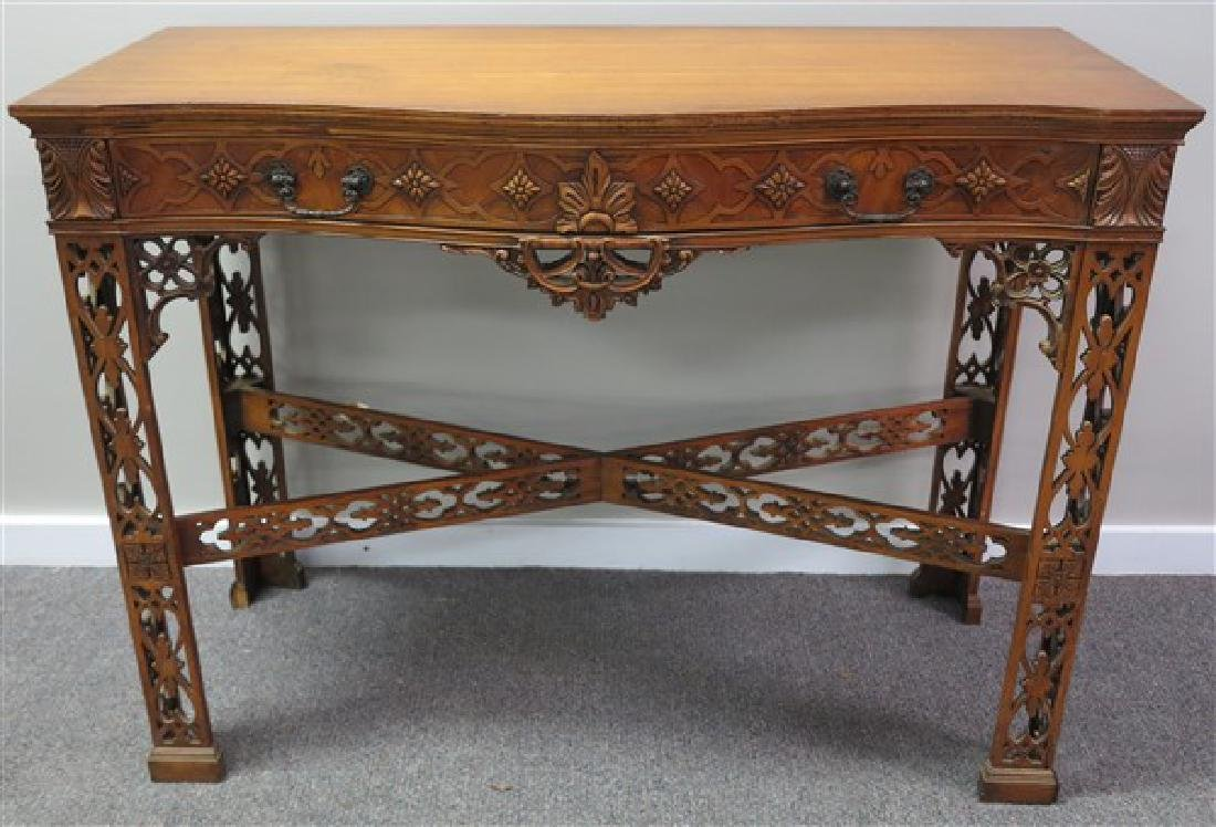 """Wannamaker"" 1 Drawer Console"