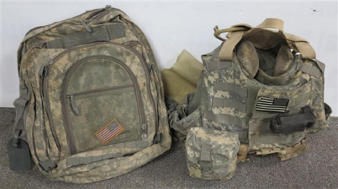 Military Camouflage Lot