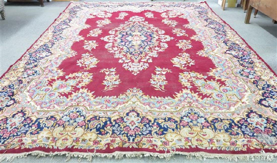 9' x 12' Persian Rug AS FOUND