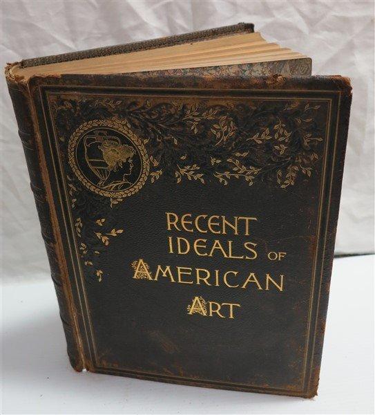American Art Books