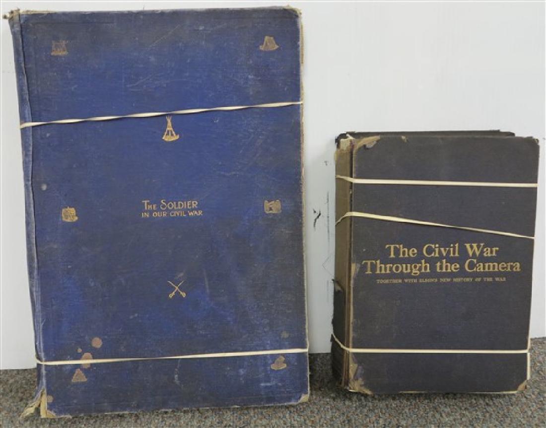 2 Civil War Books