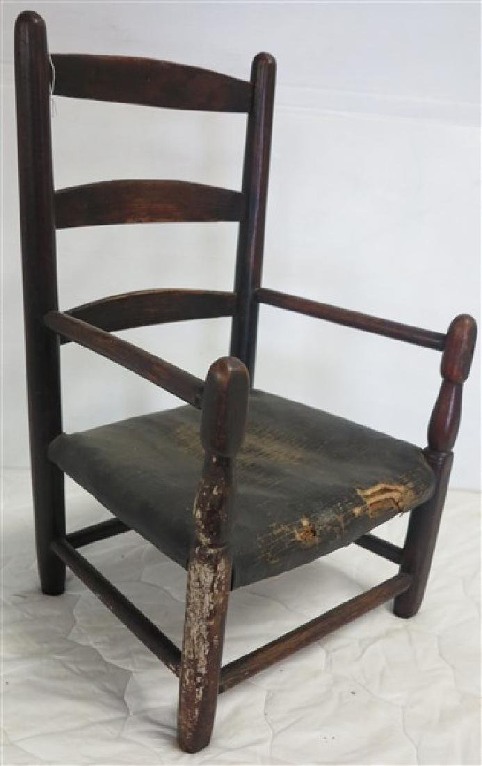 18th Cent Childs Chair