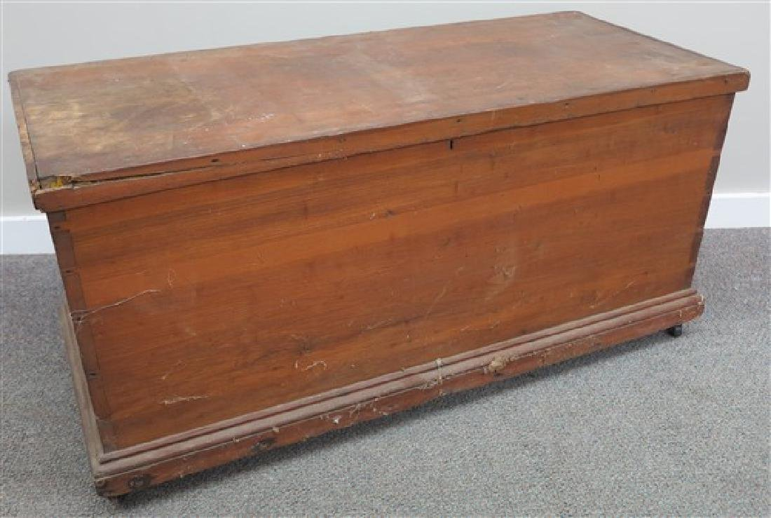 Country Blanket Box