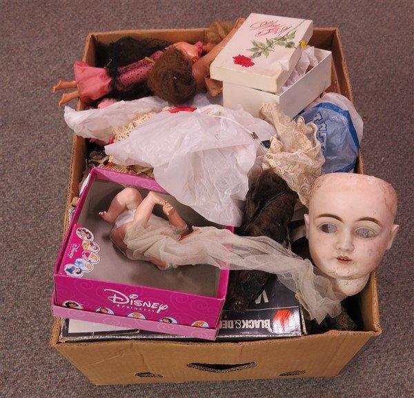 Box of Dolls/Parts