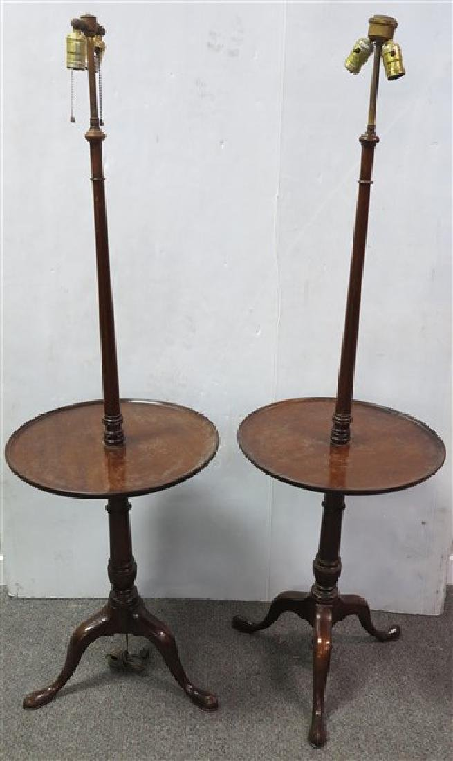 2 Lamp Tables