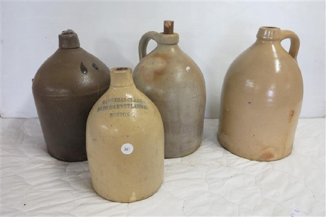 4 Country Jugs