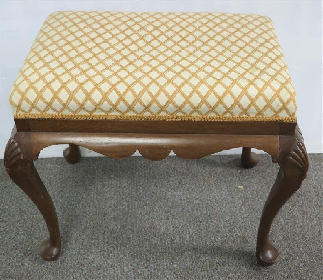 Upholstered Custom Bench