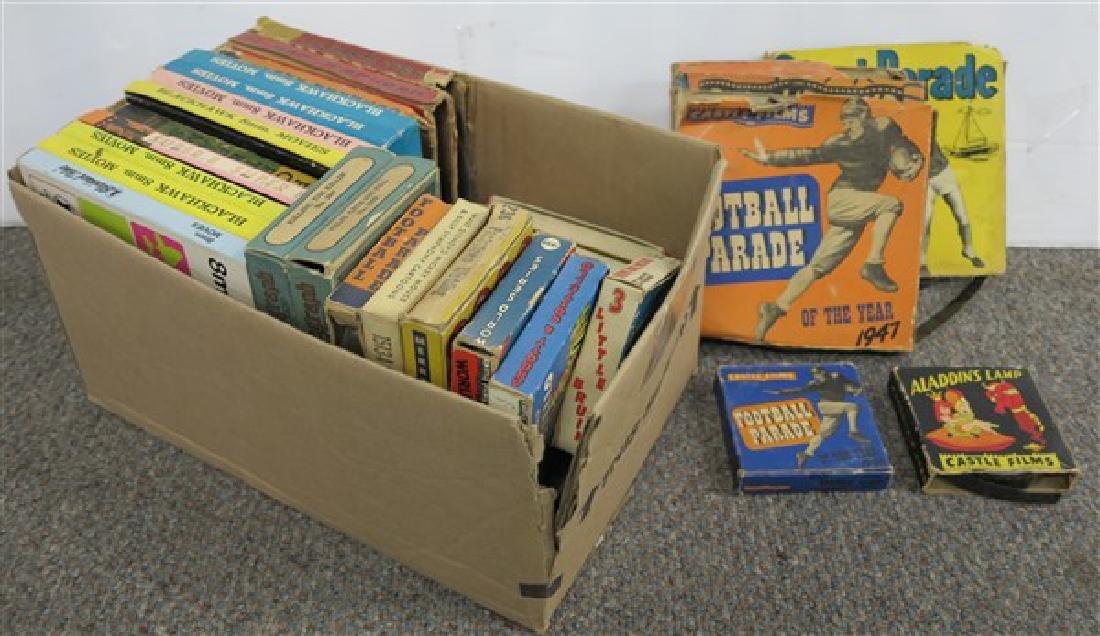 Box of 8mm Films