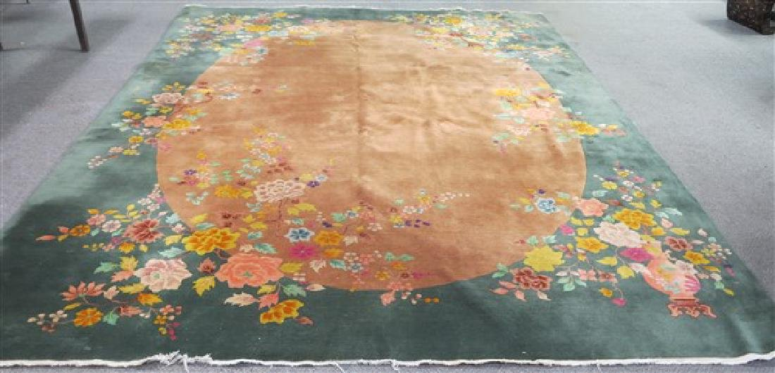 Room Size Chinese Deco Rug