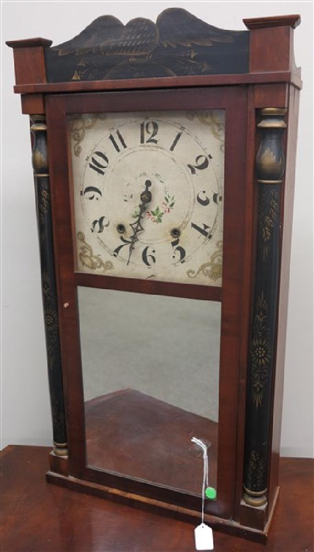 E.N. Barnes Mantle Clock