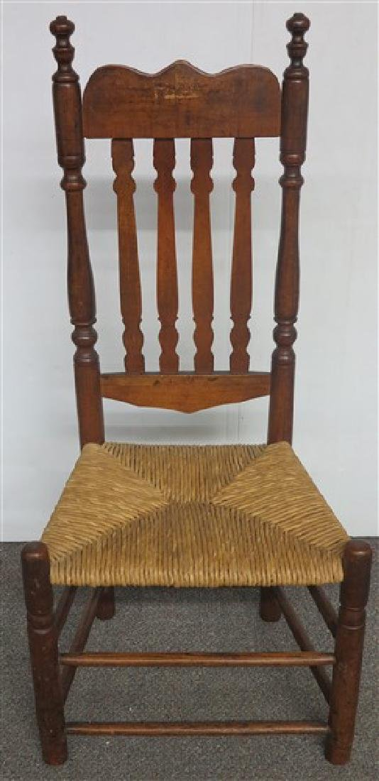 Banister Back Side Chair