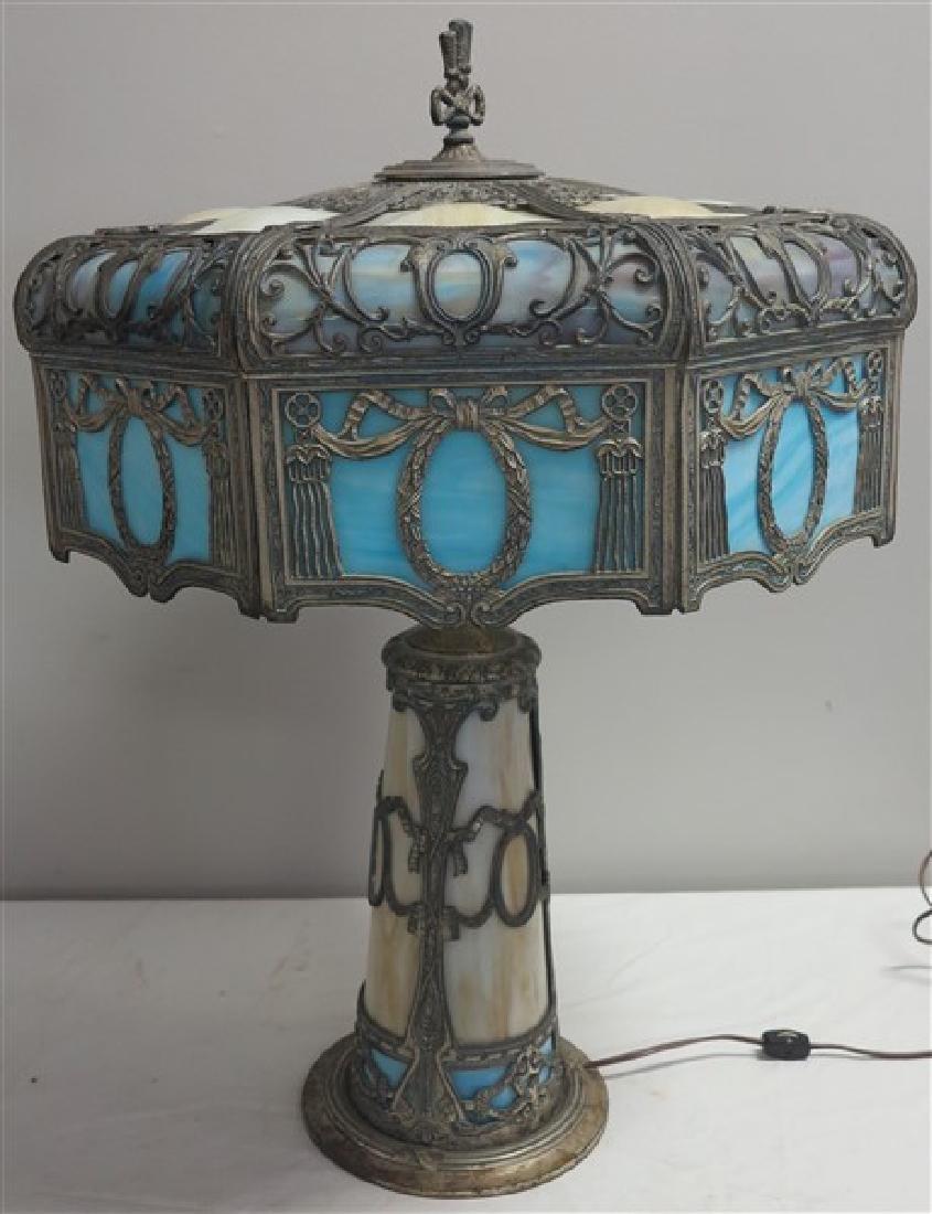 "Extra Nice 23"" Panel Lamp"