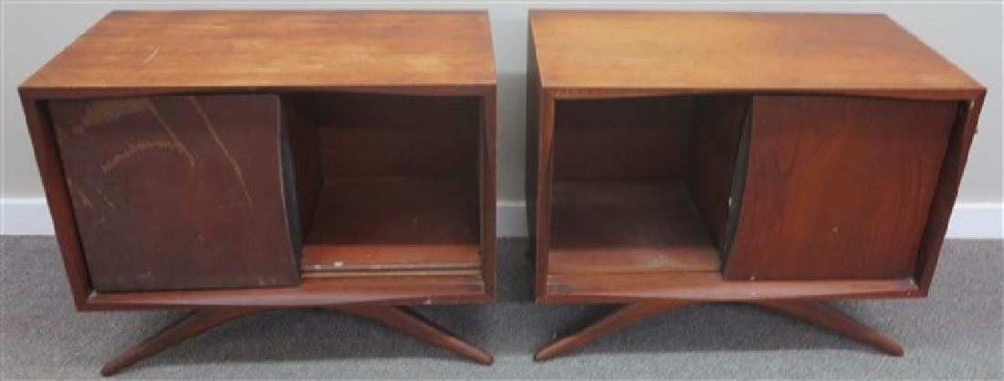 2 Mid Century Night Stands - 2