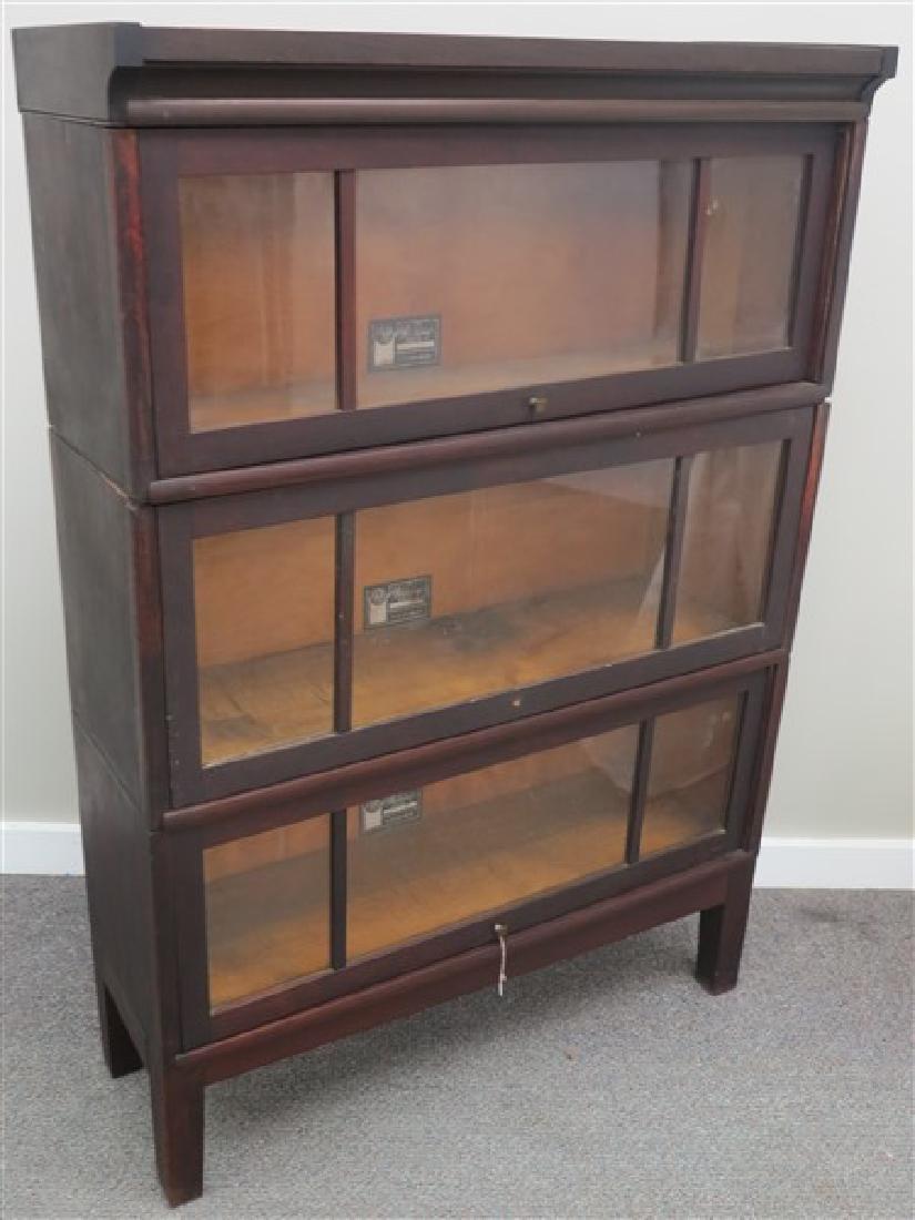 3 Stack Viking Bookcase
