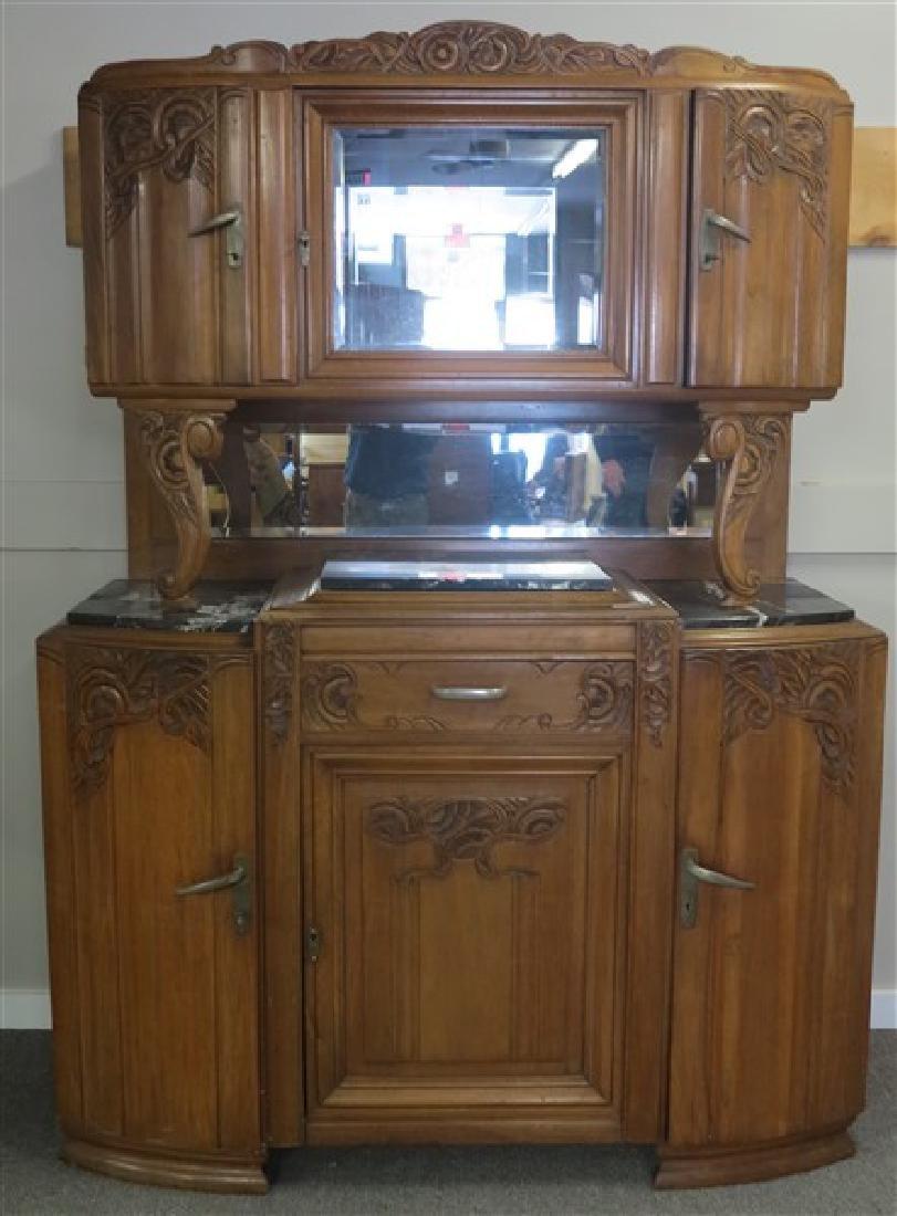 Art Deco English Cabinet