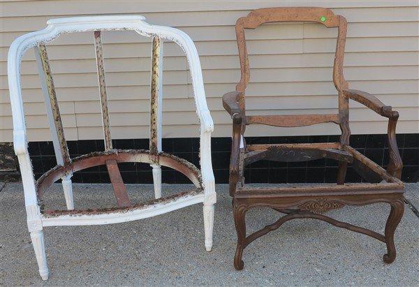 2 Chair Frames