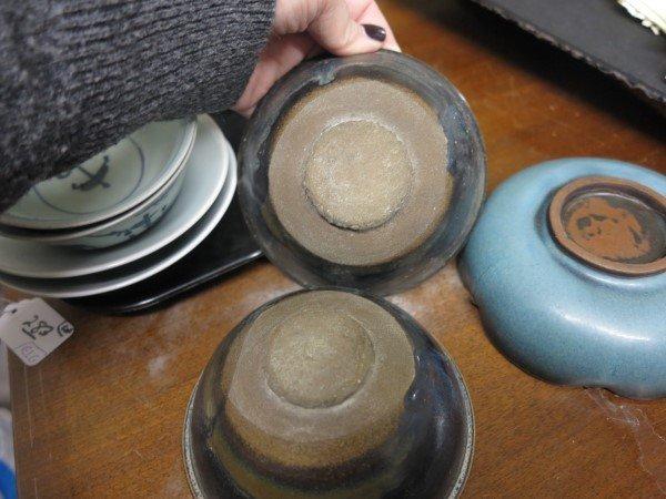 9 Pc Lot of Oriental Bowls Etc. - 6