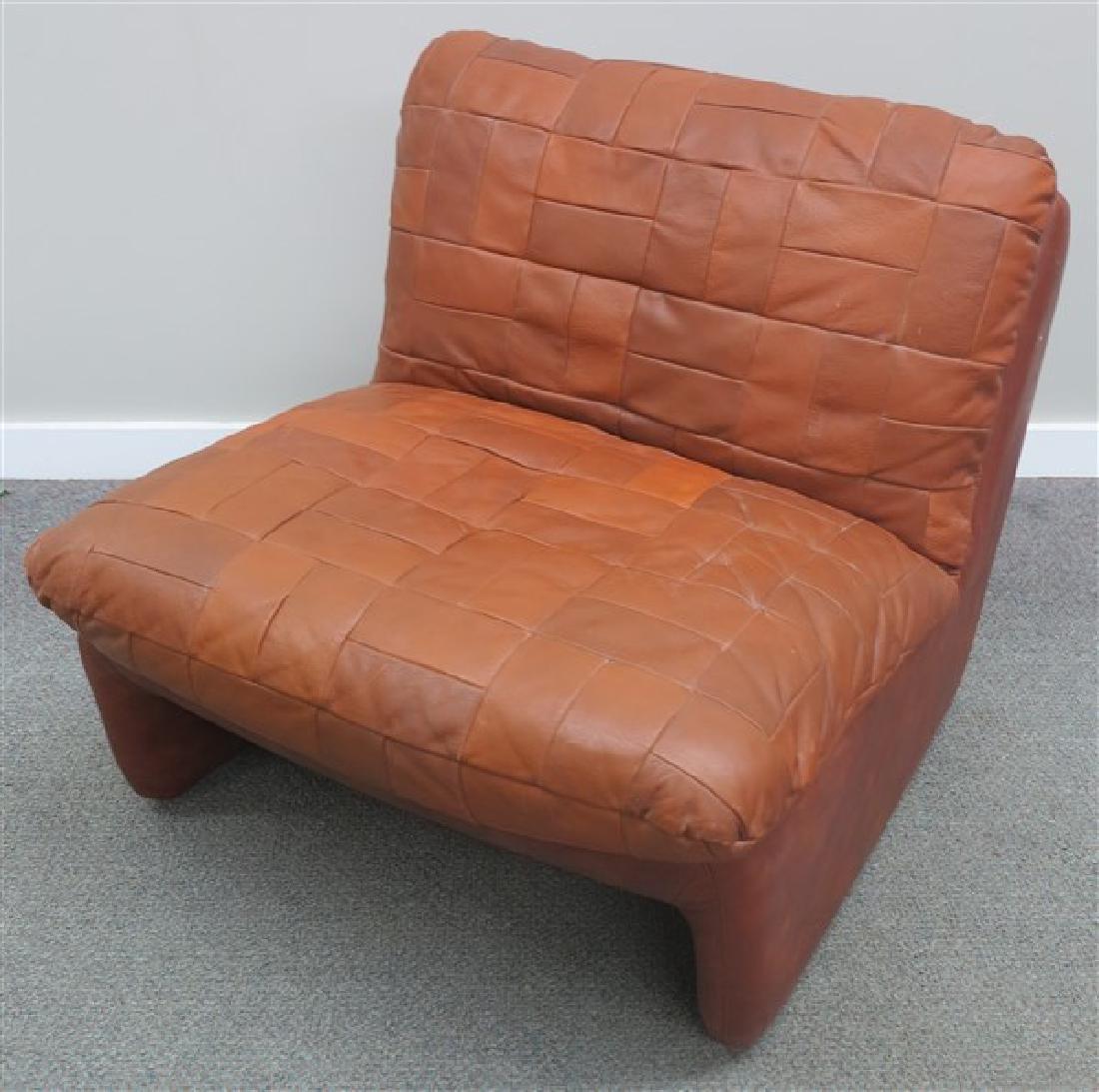 2 Modern Chairs