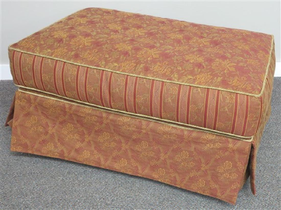 Nice Oversized Custom Upholstered