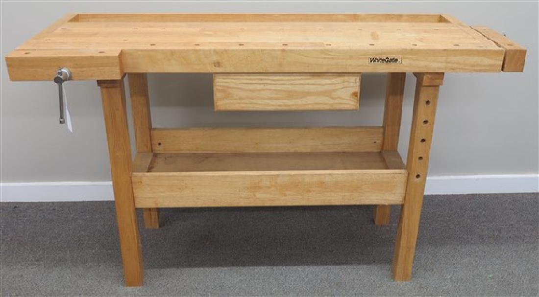Contemporary Work Bench