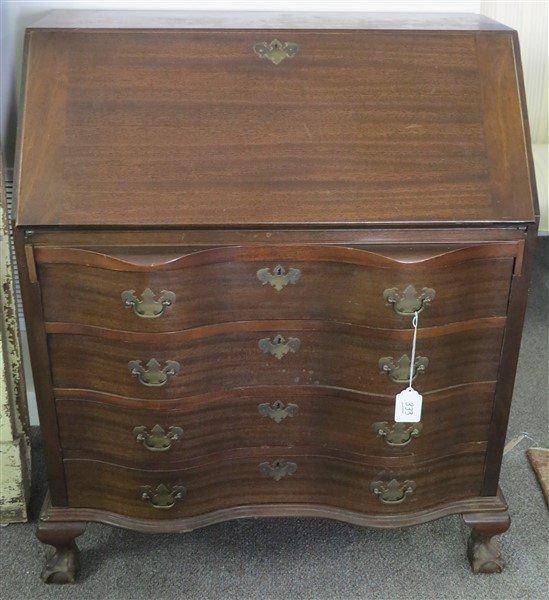 Governor Winthrop Secretary Desk