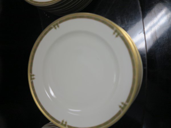 Large Lot of Limoges Dishes - 2