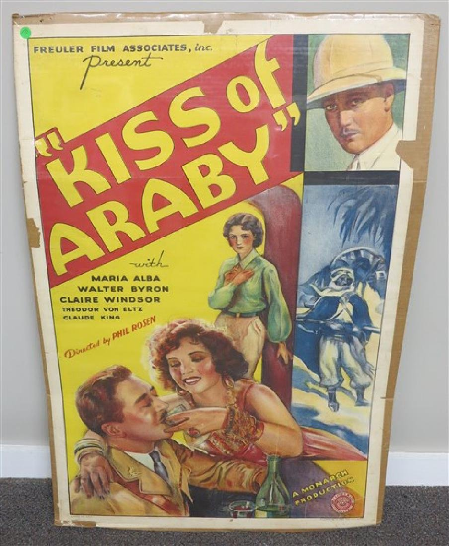 Kiss of Araby Poster