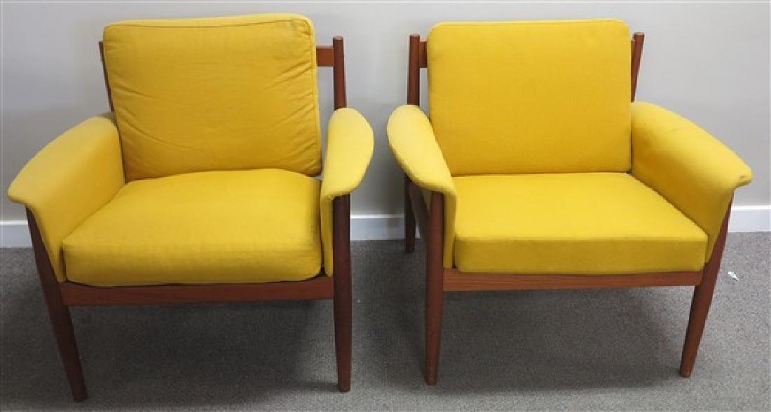 Pr John Stuart Arm Chairs