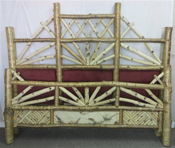 Peter Winter Birch King Bed, Pretty Special